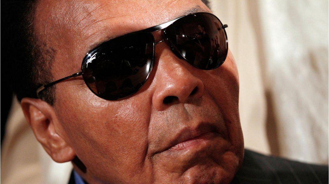 De Cassius Clay a Muhammad Ali, un repaso de su vida en fotos