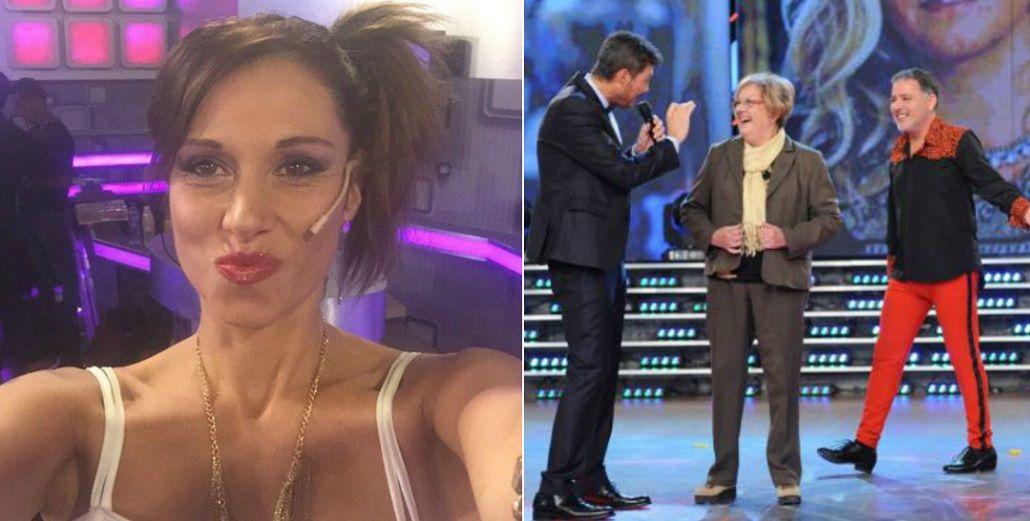 Mirá el escandaloso tuit que escribió Érica García contra Doman y su mamá