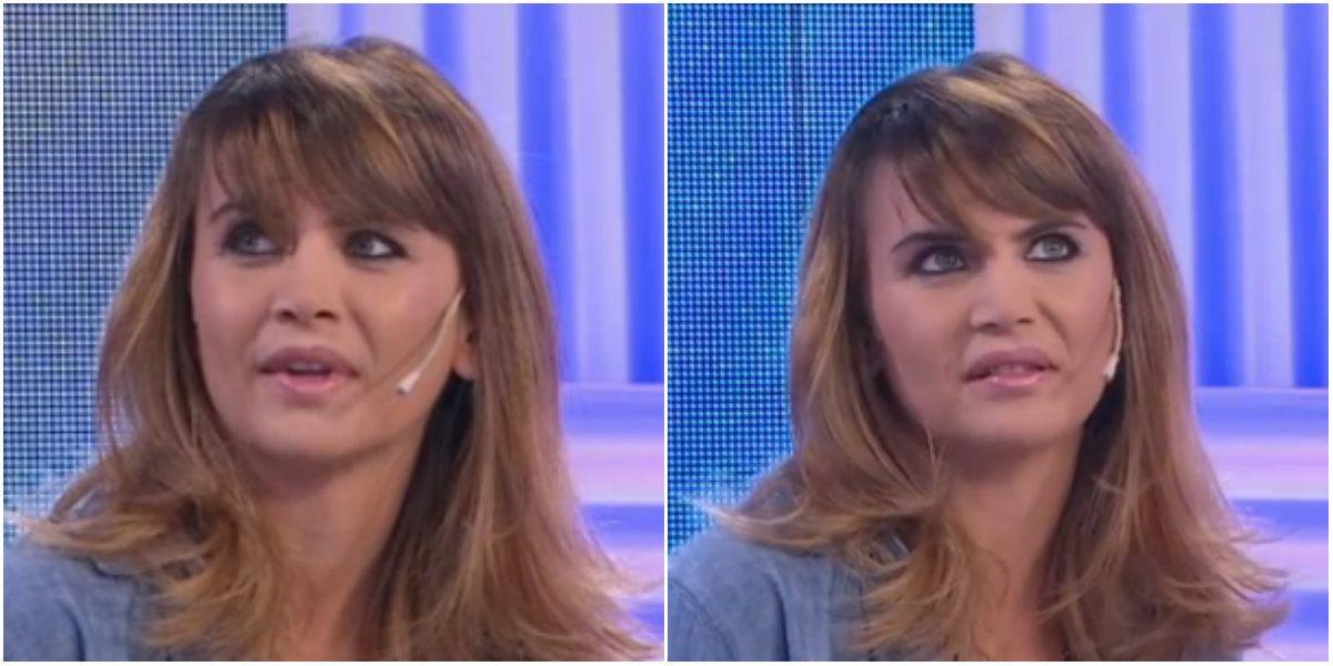 Amalia Granata, indignada en TV tras su embarazo: No me van a venir a hablar de educación sexual