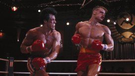 ¡Es peronista! Sin Rocky, Iván Drago visitó la tumba de Evita