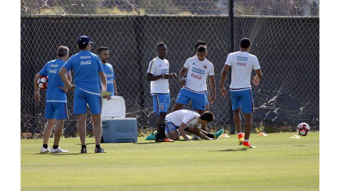 Colombia se prepara para la Copa América Centenario