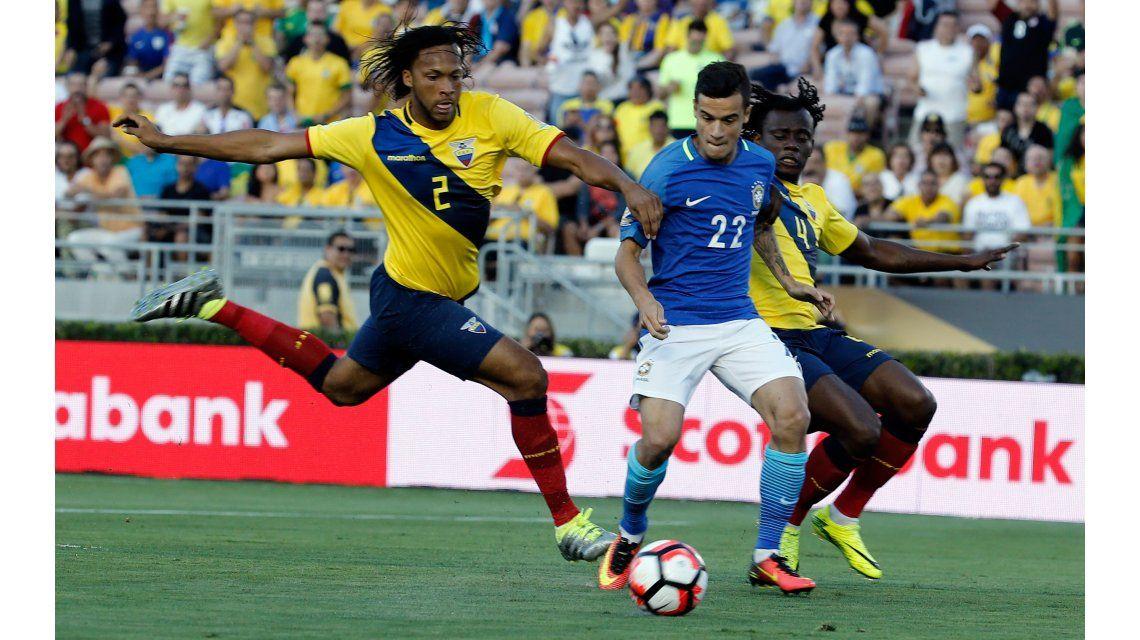 Una nueva jornada de Copa América Centenario, en fotos