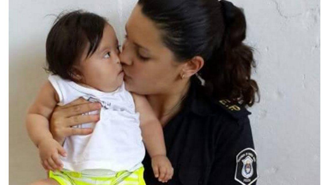 Final feliz: la policía con una hija con síndrome de Down no será trasladada