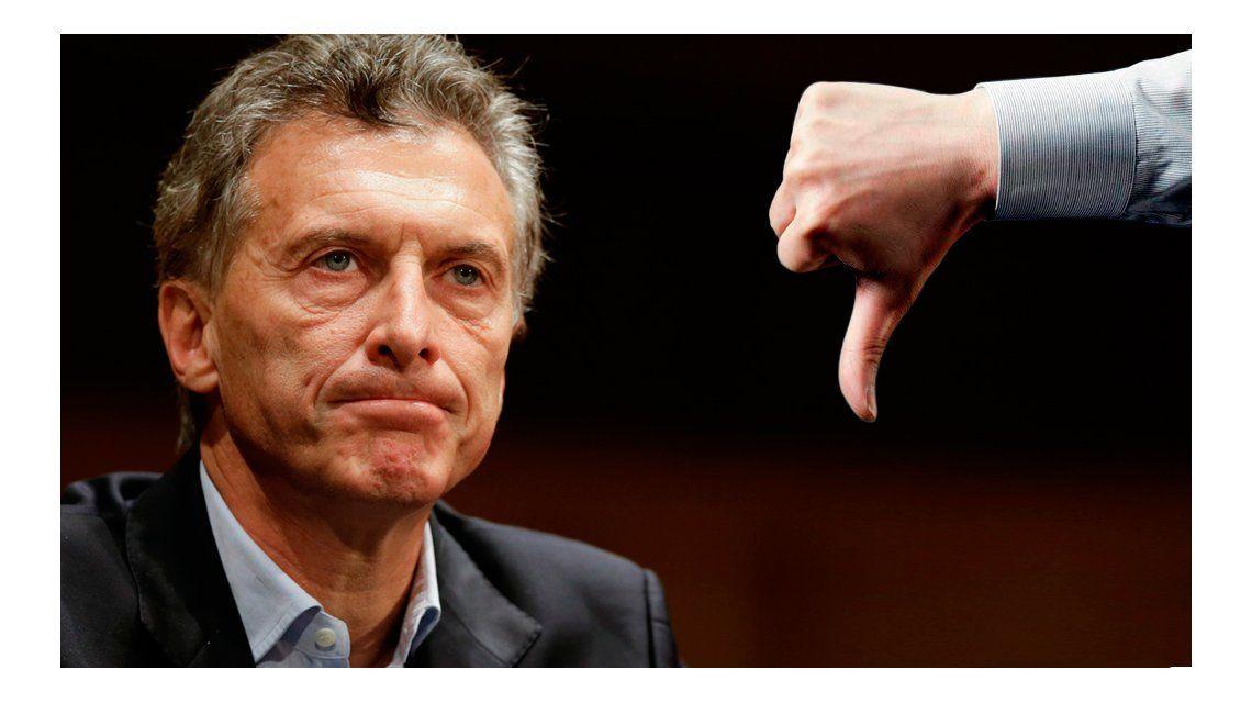 Cada vez son más las promesas de campaña incumplidas por el presidente Macri
