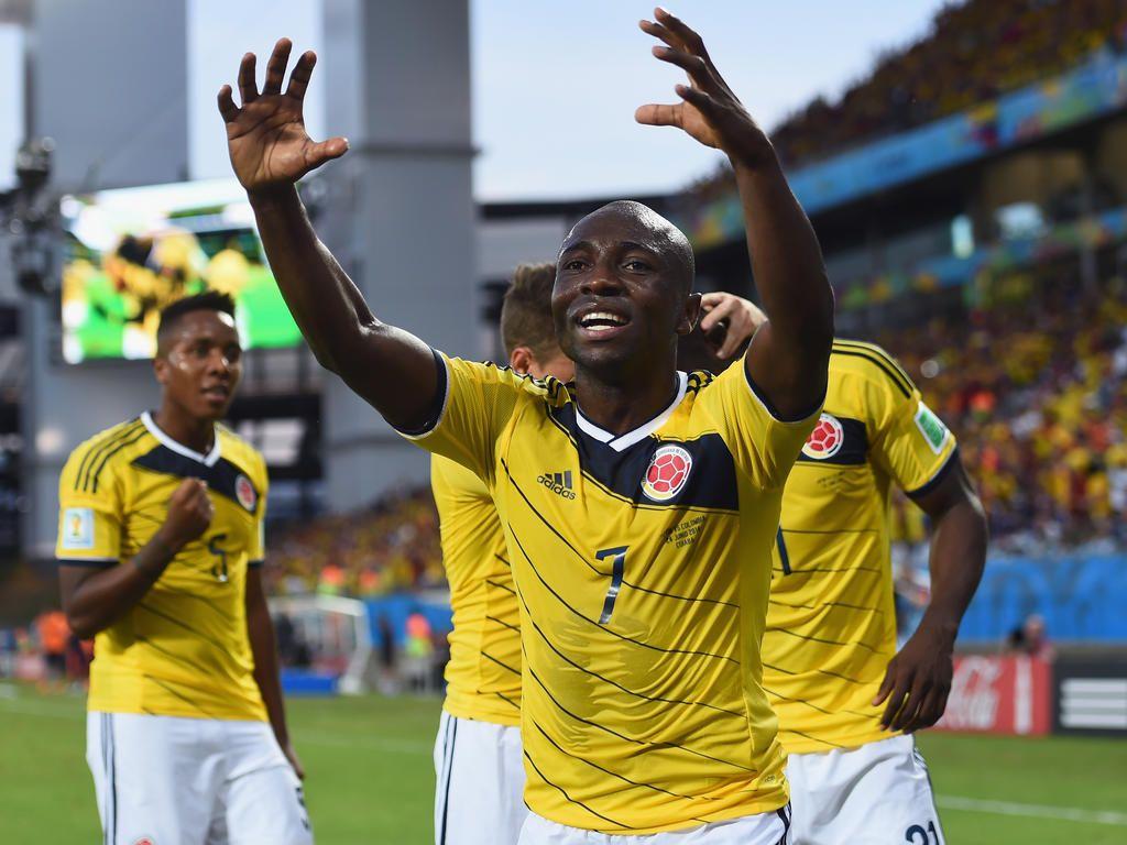 Detuvieron a un jugador de la selección colombiana por violencia doméstica