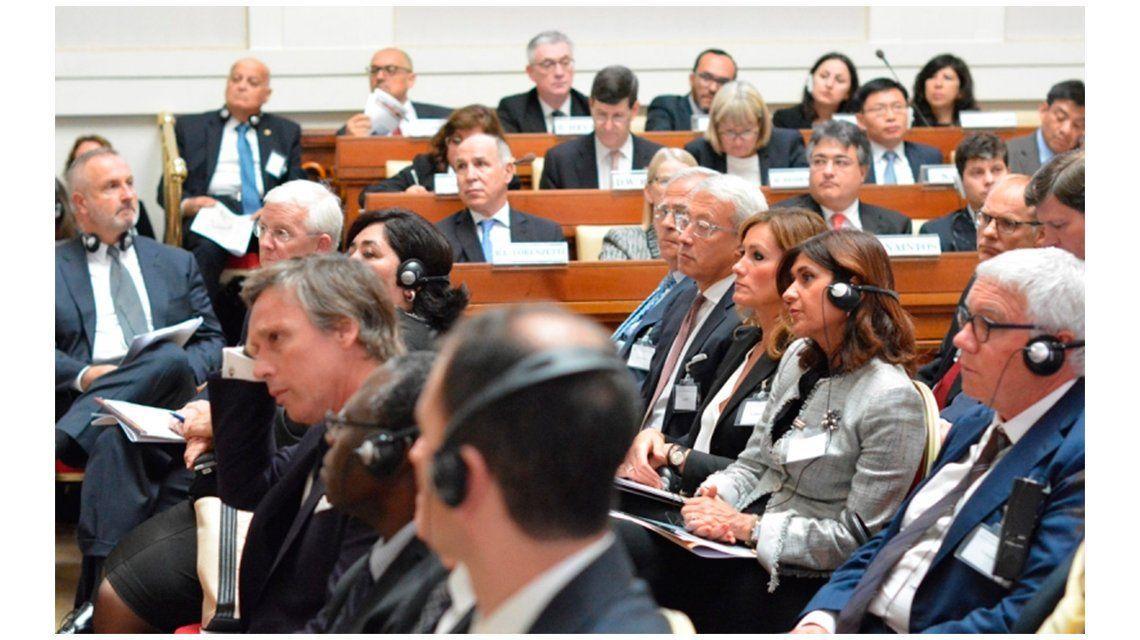 Quiénes son los jueces que fueron al  seminario del Papa Francisco