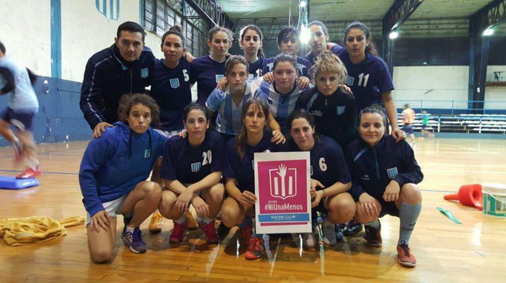 #NiUnaMenos en el fútbol: jugadoras denuncian discriminación de la AFA