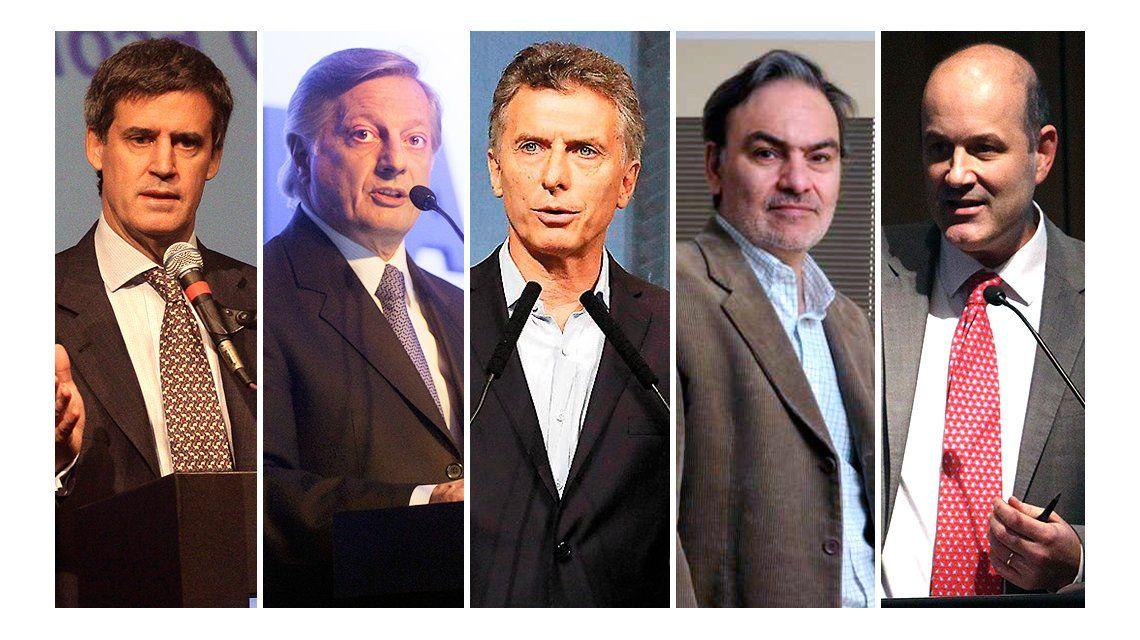 El gabinete económico de Macri tiene casi $100 millones en el exterior