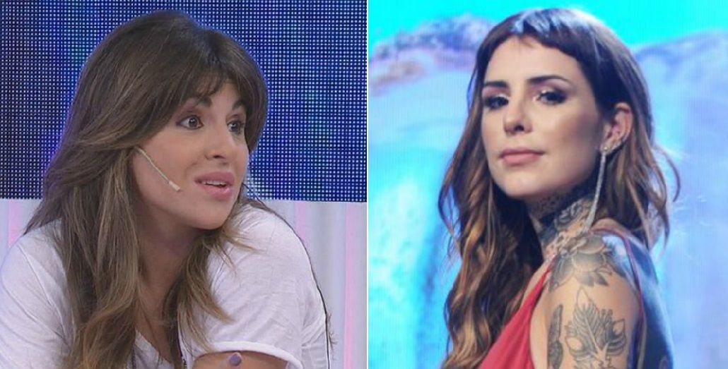Candelaria Tinelli respondió a las críticas de Gianinna Maradona