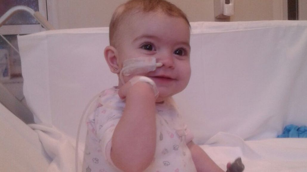 Lola recibió con éxito un corazón: Su pecho palpita como nunca antes