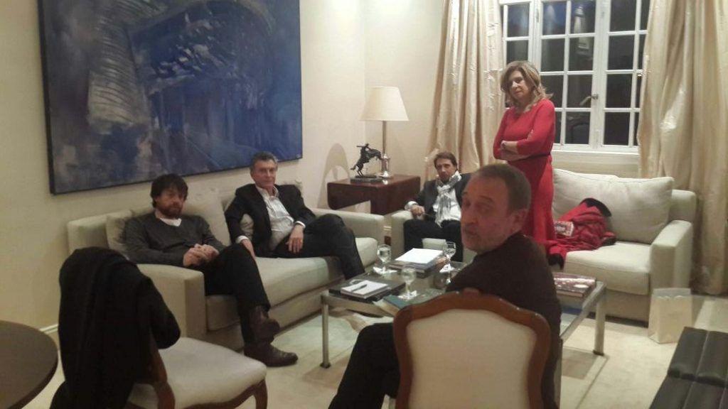 Macri se recupera en la Quinta de Olivos tras la arritmia que sufrió