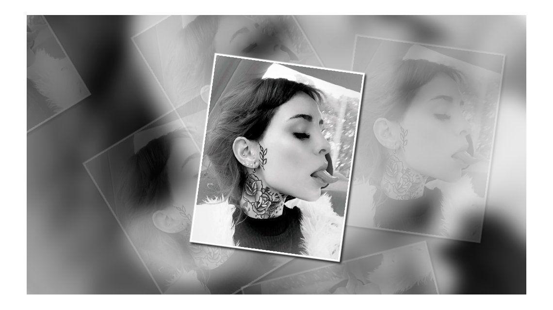 Con una polémica foto, Candelaria Tinelli mostró su nuevo tatuaje