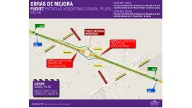 Atención conductores: por obras, cortan esta noche la Panamericana