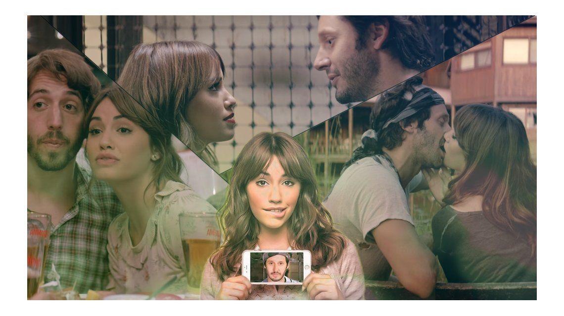 Mirá el tráiler oficial de Permitidos, la película de Lali Espósito y Vicuña
