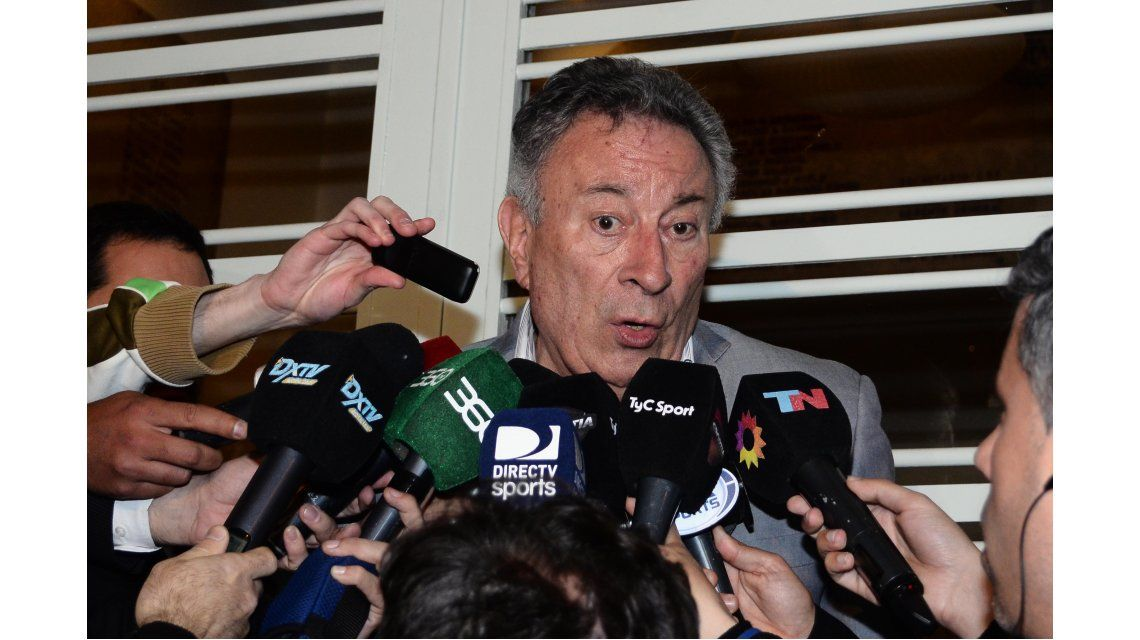 Segura: La Selección se mata por la Copa y los dirigentes nos matamos entre nosotros