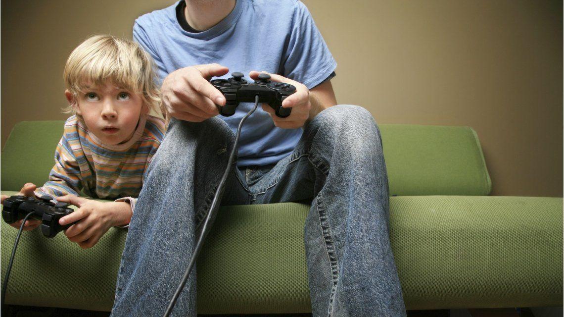 Un videojuego para que tu nene coma sano