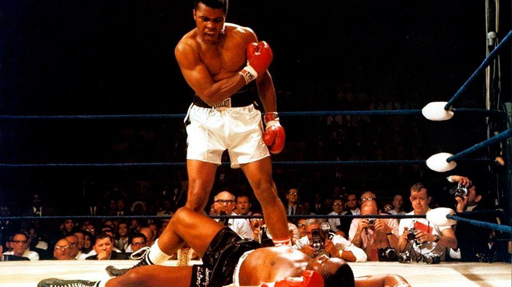 Los famosos también despiden a Muhammad Ali