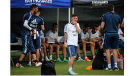 Con Lionel Messi en duda, Martino ya tiene el equipo del debut