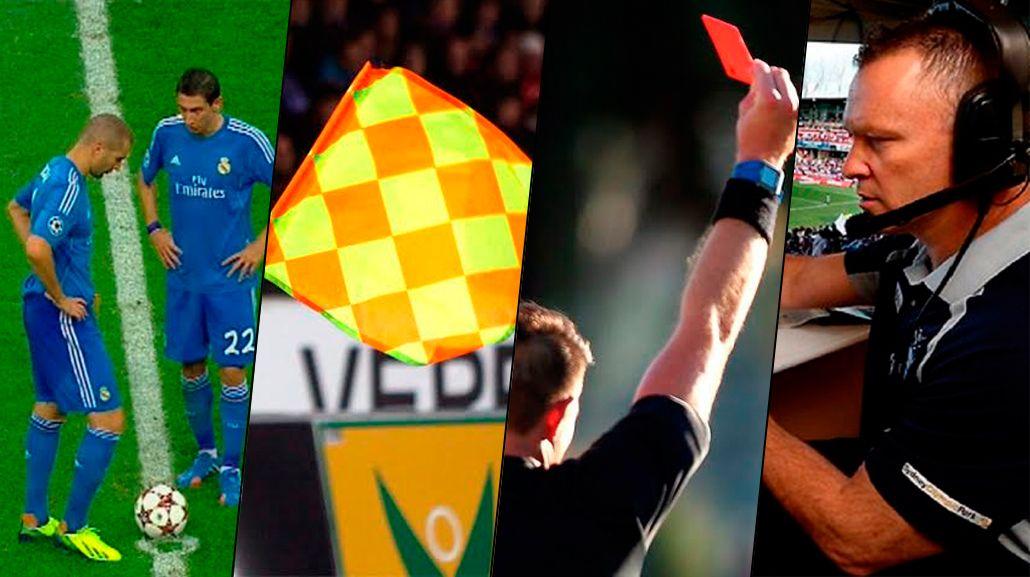 La FIFA aprobó 12 cambios en el reglamento que rigen desde hoy