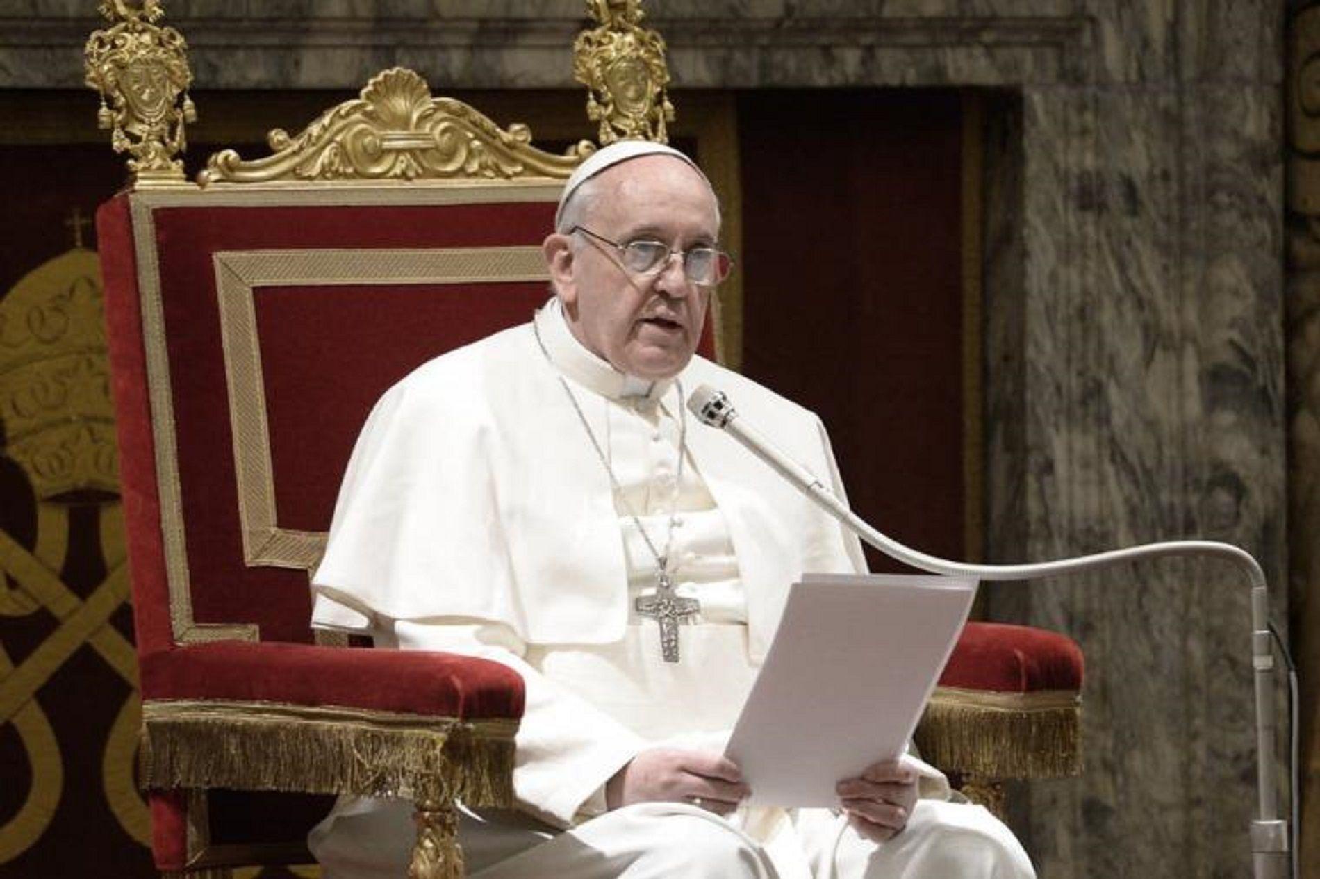 El Papa repudió la masacre de Orlando: Es odio sin sentido