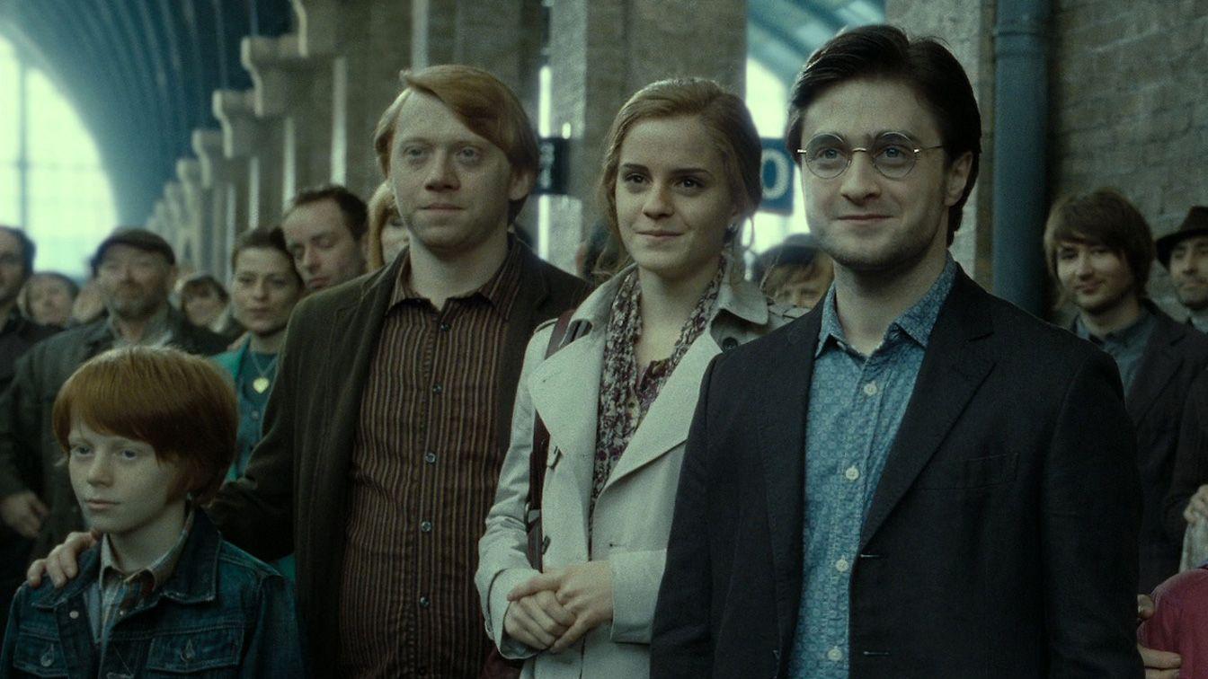 Descontento y críticas; mirá cómo son  los nuevos personajes de Harry Potter