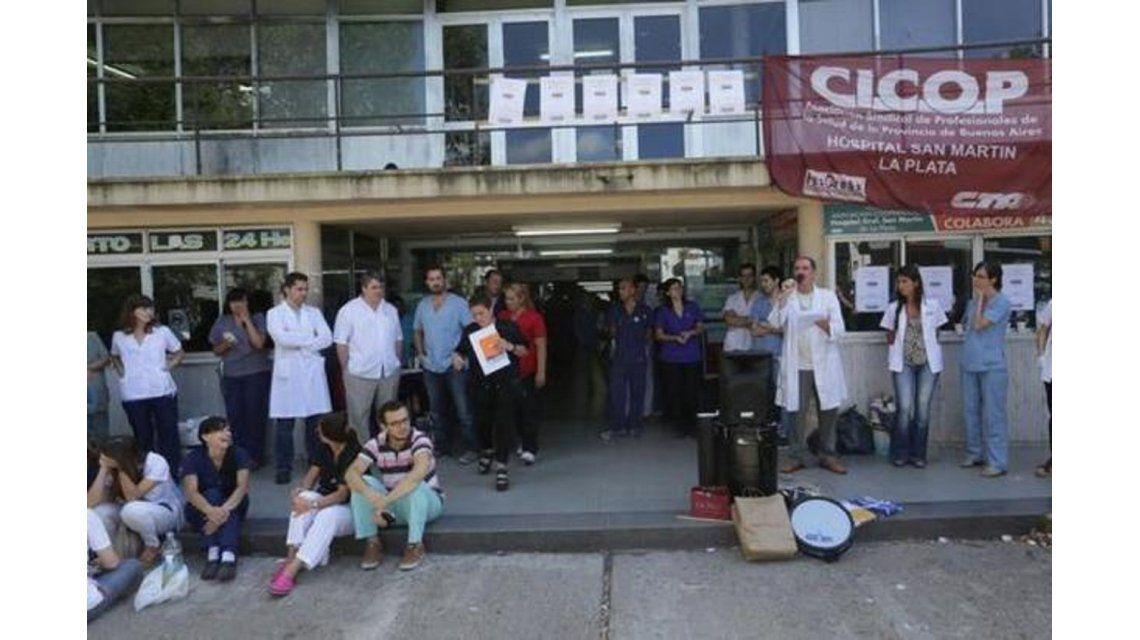 Con las de esta semana los médicos sumarán 12 jornadas de medidas de fuerza en un conflicto que se inició  hace ya 16 semanas