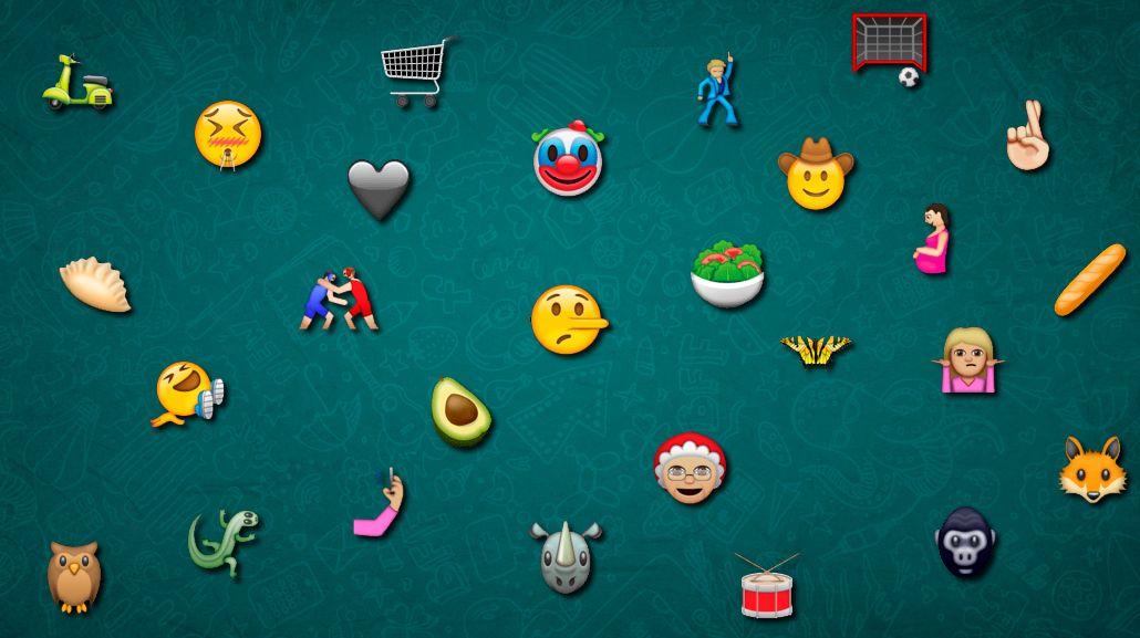 Estrenaron 72 nuevos emojis para los servicios de chat y las redes sociales