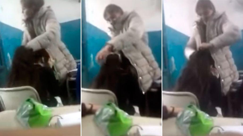 Una docente humilló frente a sus compañeros a una alumna con malformación física
