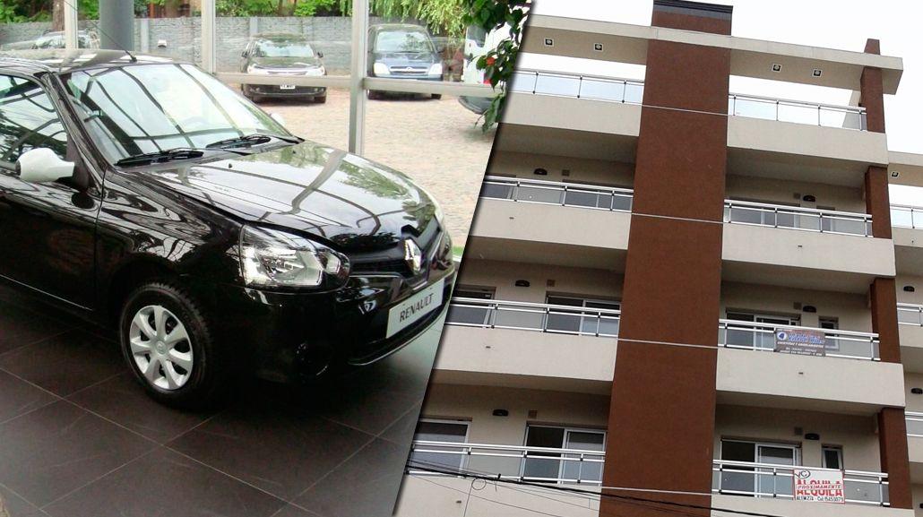 Mantener un auto nuevo es más caro que alquilar un departamento