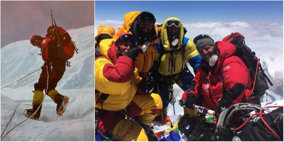 Las emotivas palabras de Facundo Arana tras hacer cumbre en el Everest