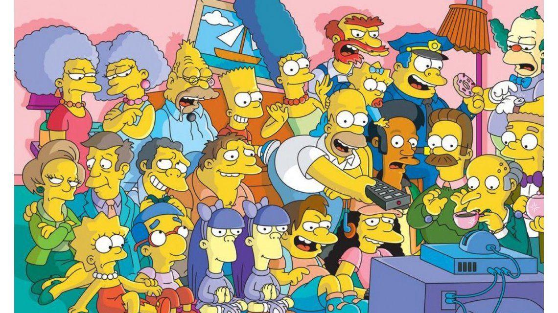 Sólo para expertos: ¿cuánto sabés de Los Simpson?