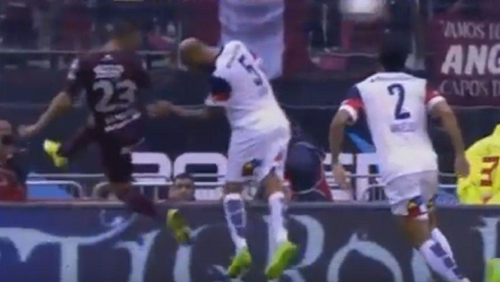 VIDEO: Mirá los goles con los que festejó Lanús