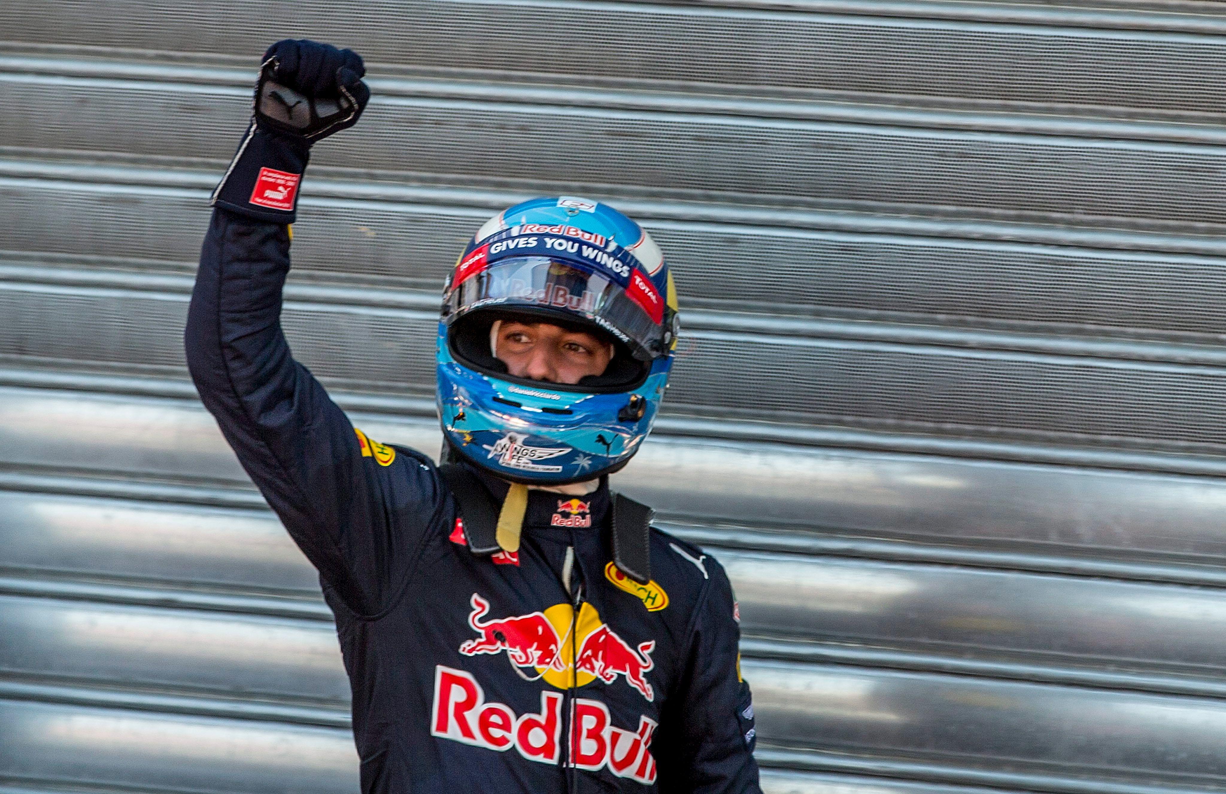Ricciardo marcó la pole position en el GP de Mónaco
