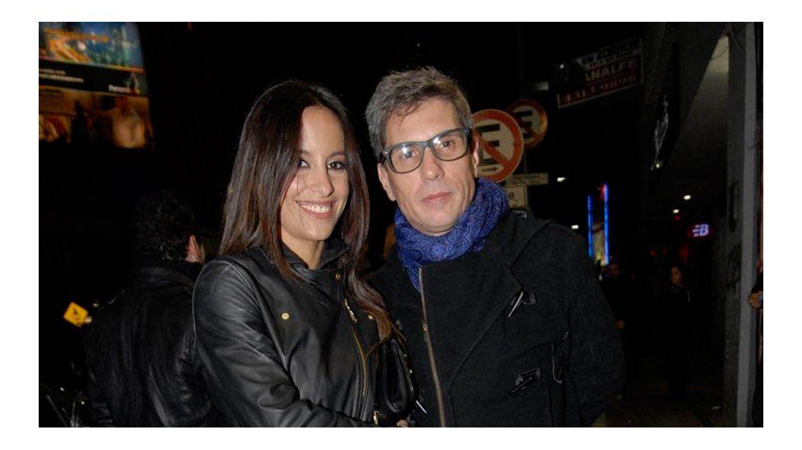 Lourdes Sánchez y Chato Prada esperan un varón