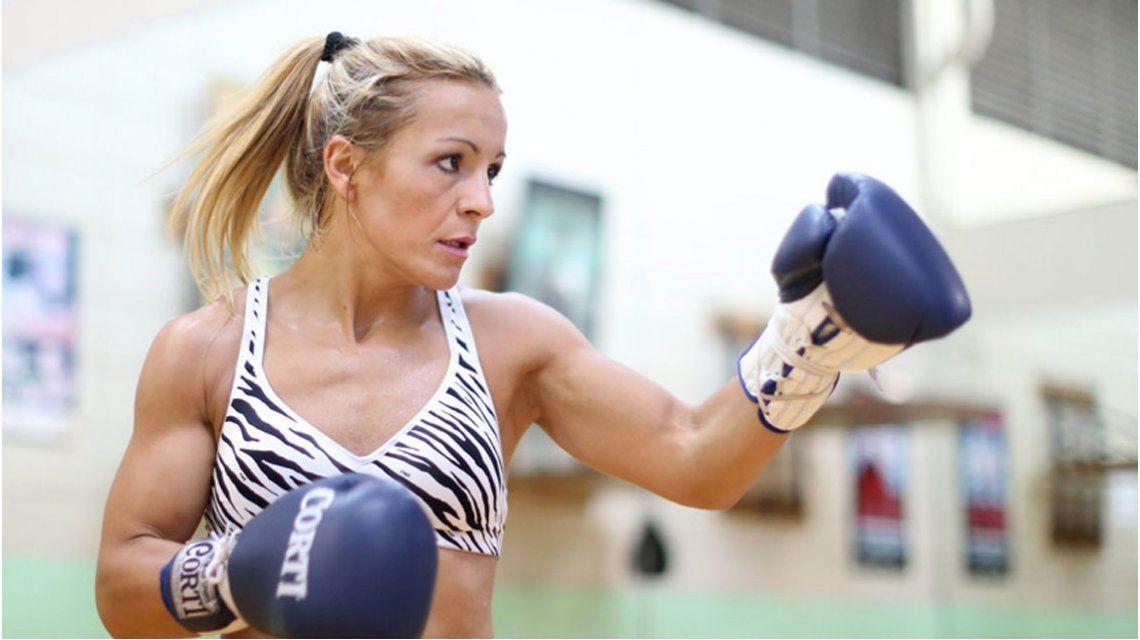 La boxeadora Yésica Bopp, otra que se atrevió al desnudo en una revista