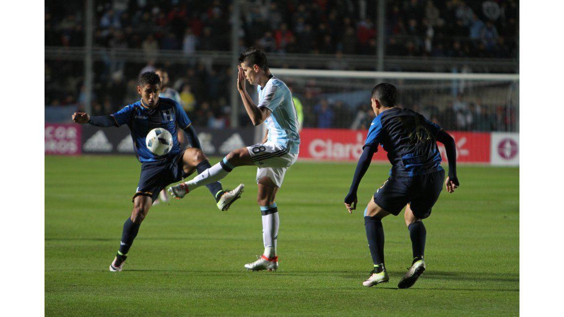 Las mejores fotos del amistoso de Argentina contra Honduras
