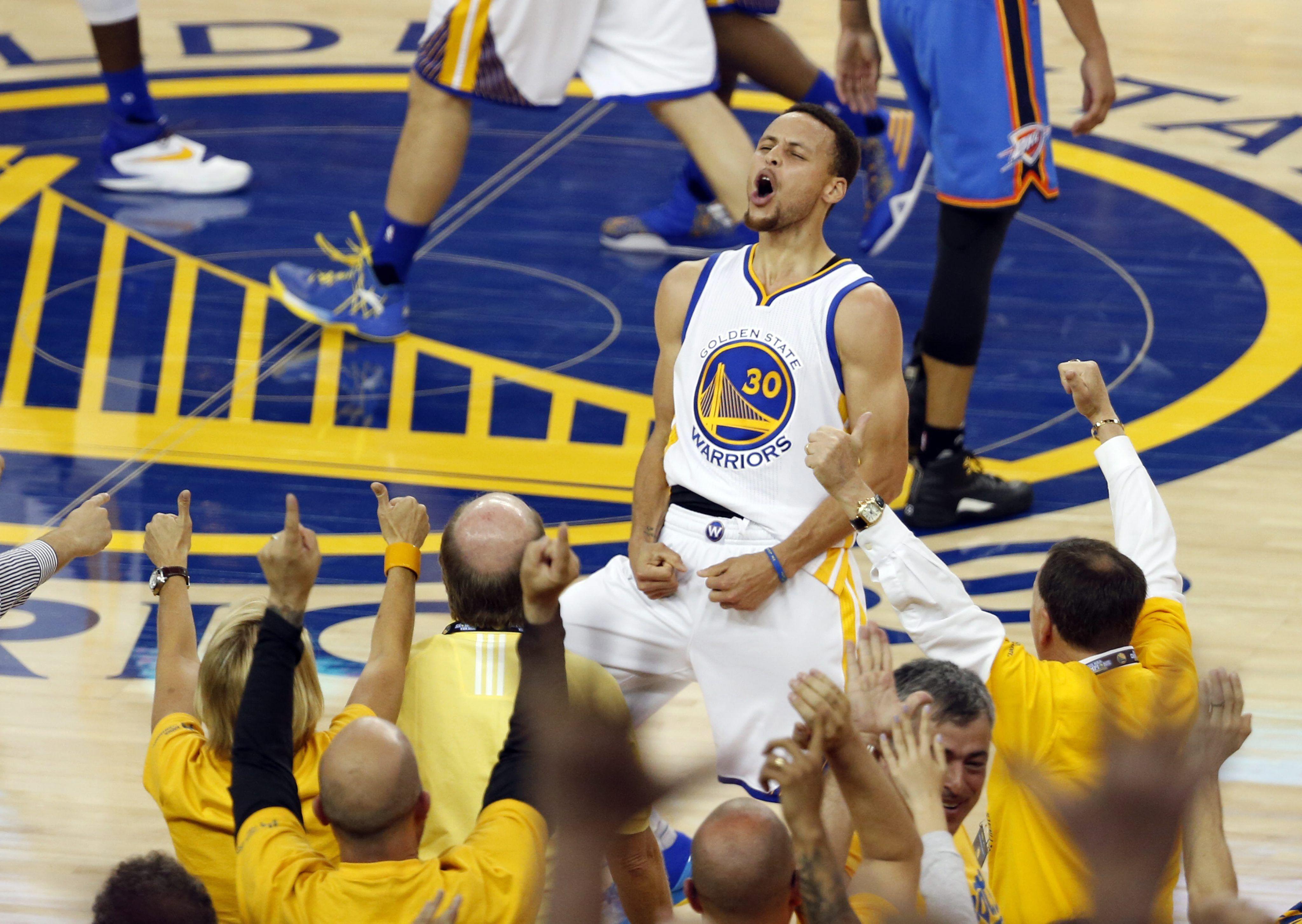Golden State se metió en la final de la NBA y podrá defender el título