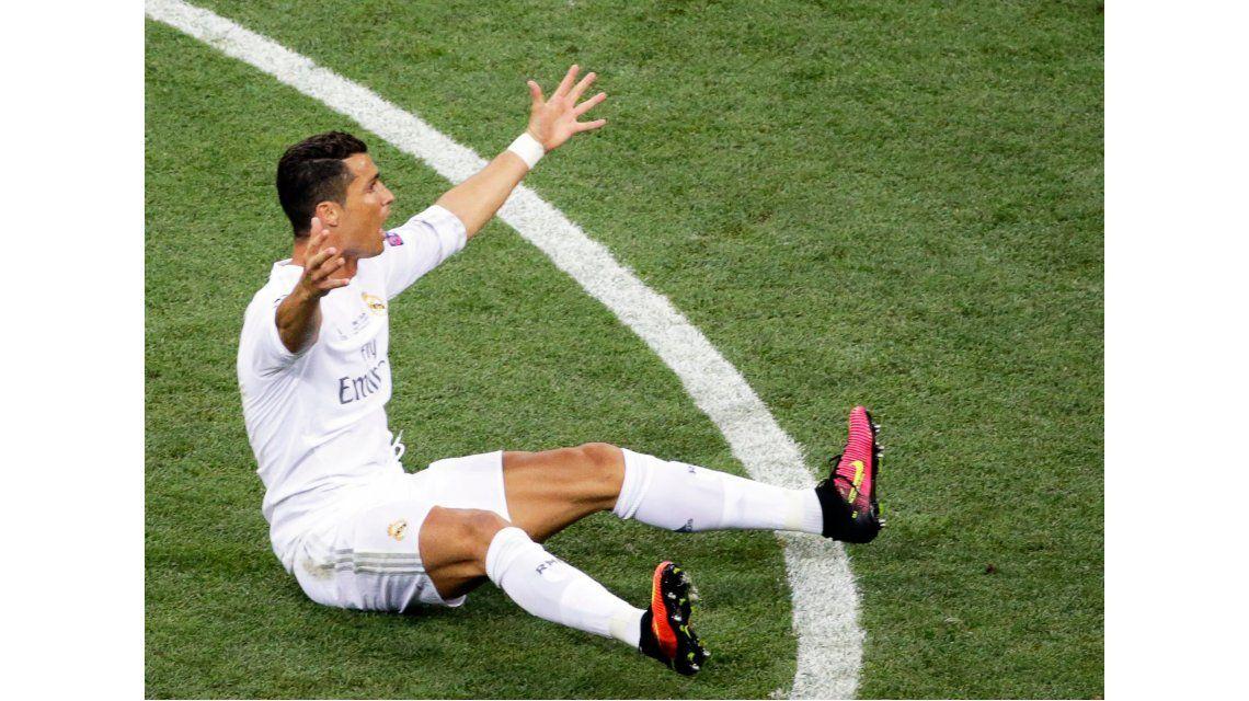 La final de la Champions League, en imágenes