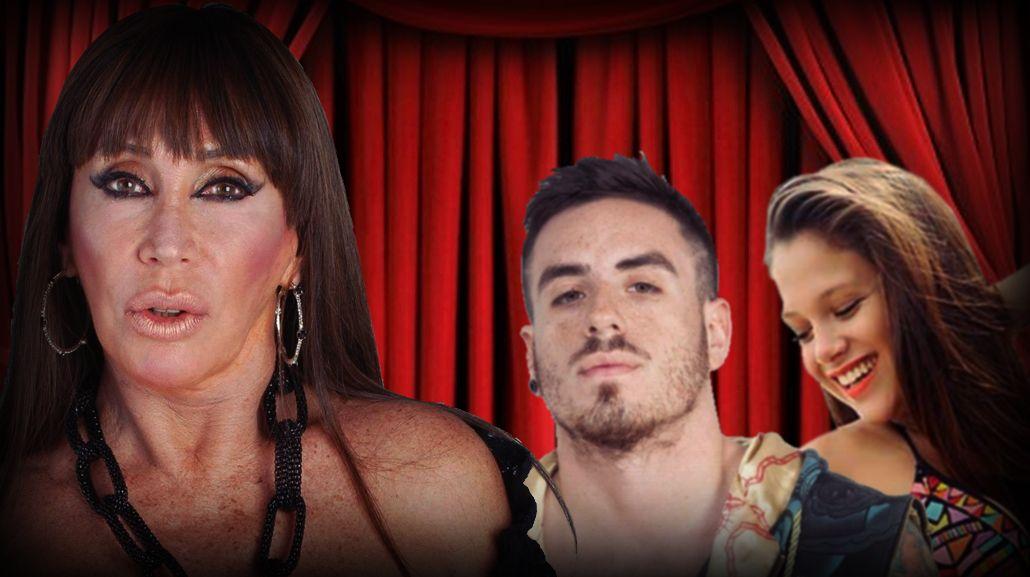 Moria Casán contra Fede Bal y Barbie Vélez: Son Romeo y Julieta de cabotaje