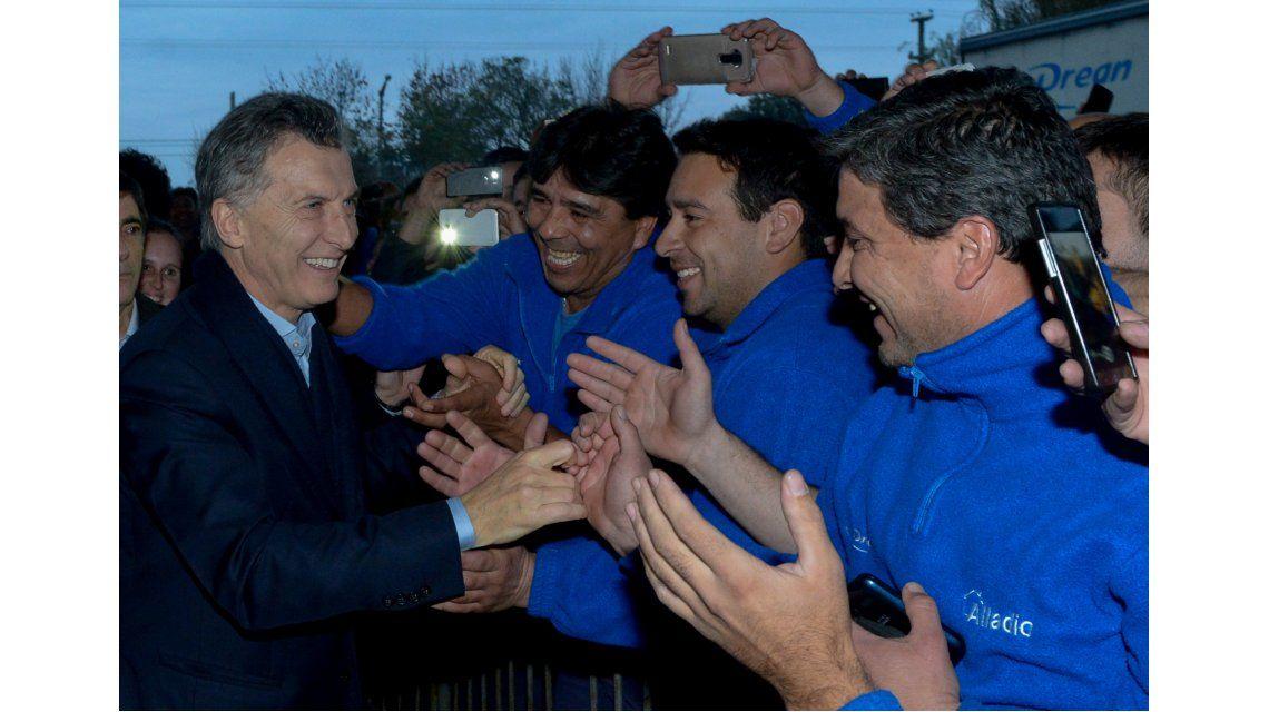 Macri: Si hubiese otra solución, habría evitado aumentar las tarifas