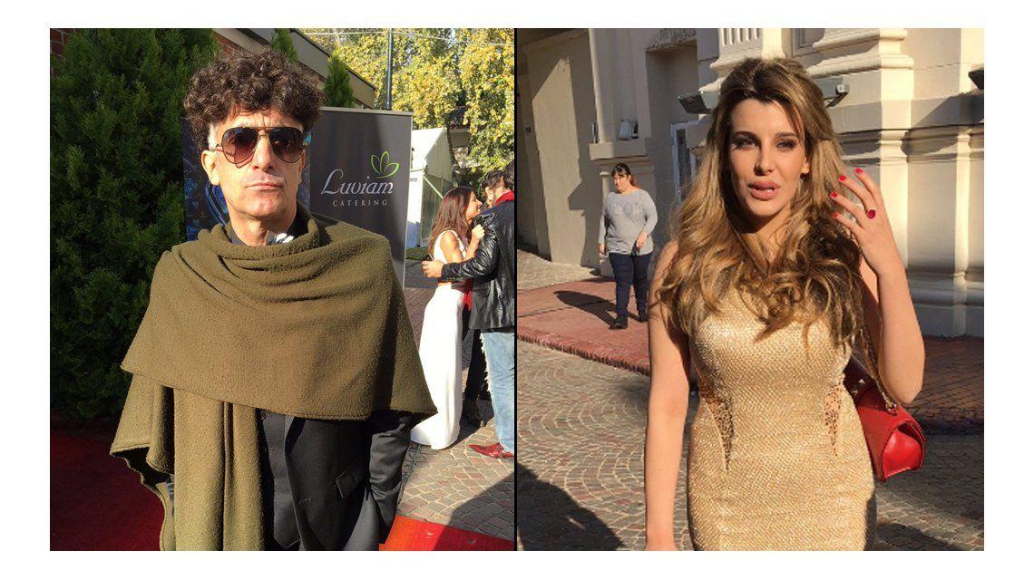 Charlotte Caniggia aclaró que no se operó la nariz y Favio Posca promete sorpresas