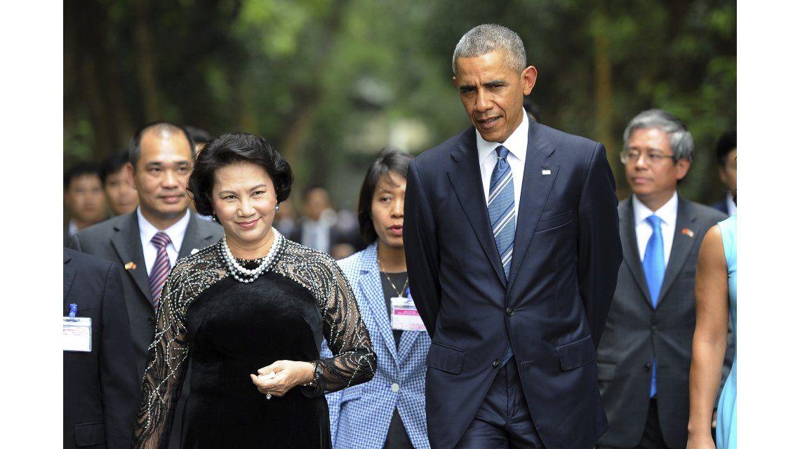 Histórico: EE.UU. levantó el embargo militar a Vietnam