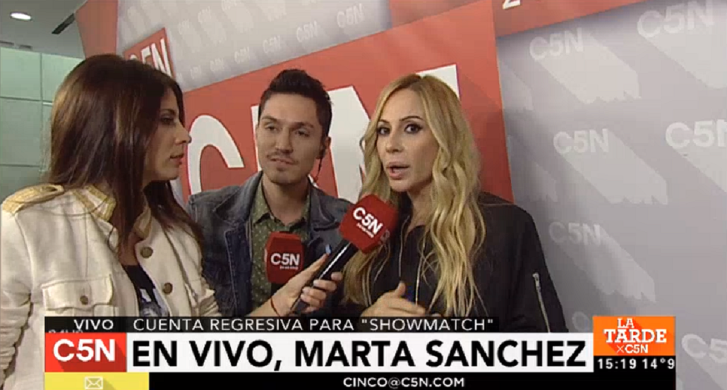 Las insólitas exigencias de Marta Sánchez para Showmatch