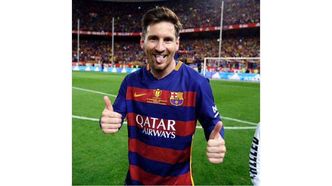 Messi: Luchamos, sufrimos pero lo conseguimos