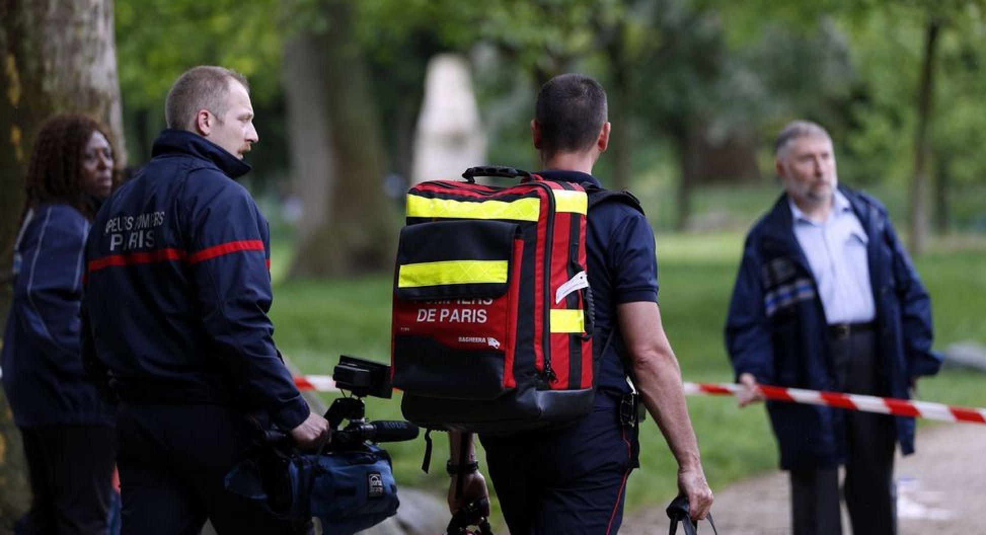 Once personas fueron alcanzadas por un rayo en un parque de París