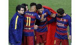 El llanto de Luis Suárez: ¿se pierde la Copa América?