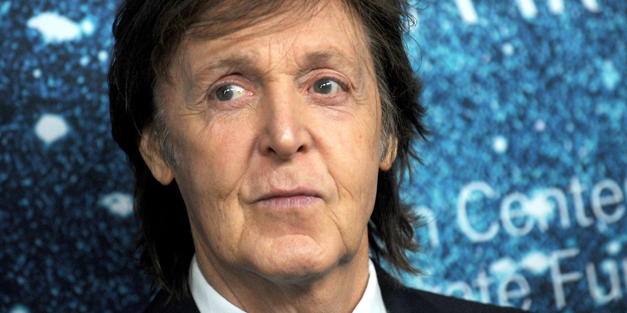 Paul McCartney confesó: Cuando era niño, era racista