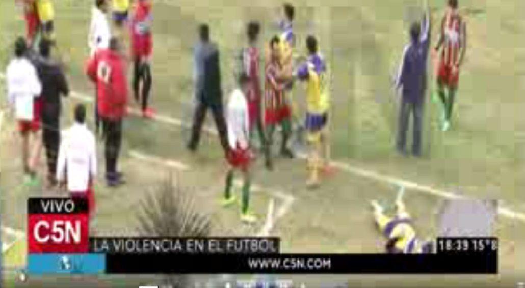 La AFA expresó su profundo dolor por la muerte del jugador en Entre Ríos