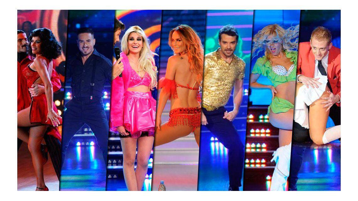 Los participantes que volverán a pisar la pista en el Bailando 2016