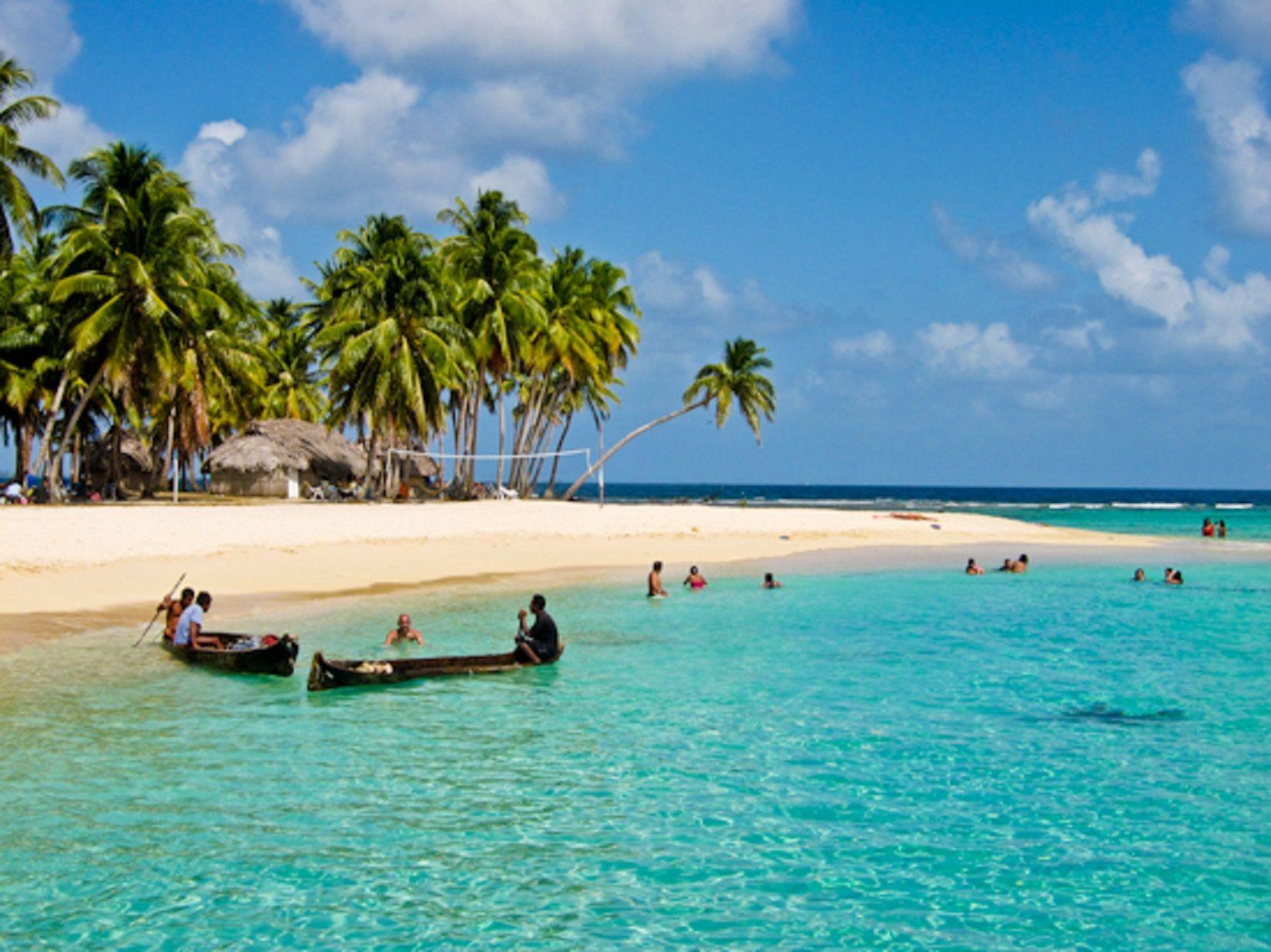 Ofrece un tour gratis por el Caribe para quien ayude a su novia